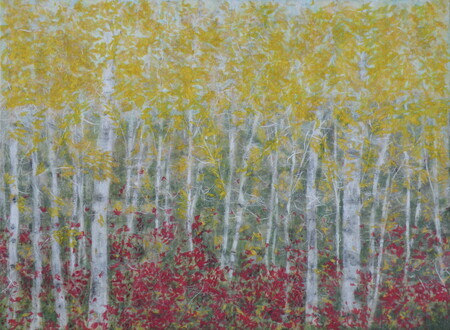 Yellow Forest SOLD